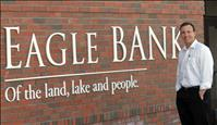 Eagle Bank welcomes new president, new vision
