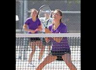 Congdon leads Lady Pirates at state tennis