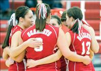 Arlee spikers form close ties