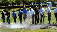 Crisis care facility breaks ground