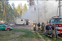 Fire levels 2 trailers
