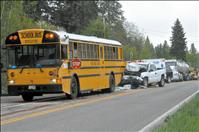 Bigfork man pleads guilty in bus crash
