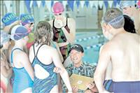 Summer swimming takes off under new coach