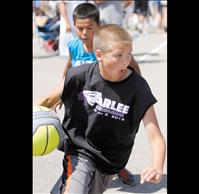 Hoops hot at Arlee Celebration