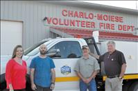 Charlo-Moiese home to new fire truck