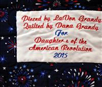 Quilt sale to help veterans, students