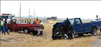 Valley View wreck sends one to hospital