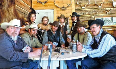 Courtesy photo Dayton Daze will celebrate Outlaws and Gunslingers at the Sept. 12 event.