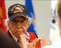 VFW commemorates Veterans Day in Polson