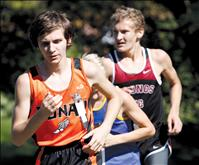 Ronan boys earn gold at cross-country conference championship