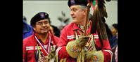 Veterans honored during powwow