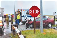 Highway crash takes child's life, injures others