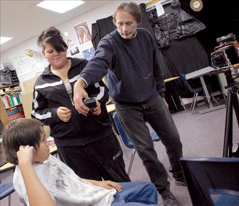 Local photographer, students win grant
