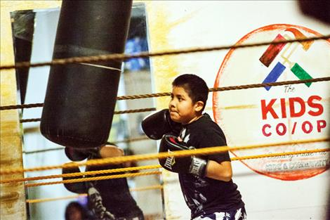 Valley Journal Boxing Club Links Past Present Future