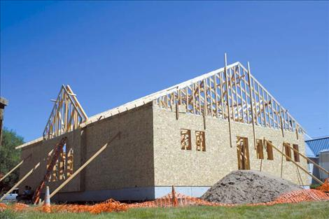 Zion Lutheran Church's new addition was under construction throughout the summer.