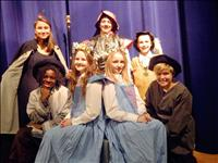 Students take center stage in 'Sleeping Beauty'