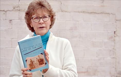 Local author Joanna Shelton will launch her book Friday, Feb. 26 in downtown Polson.