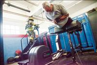 Climb, conquer, cure: community propels firefighters to fundraiser
