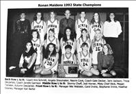 1992 team recalls first-ever state championship for Maidens, 1984 first hardware