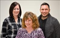 New tellers join Whitefish Credit Union