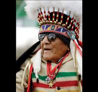 Medicine Crow remembered for 102 years of honorable living