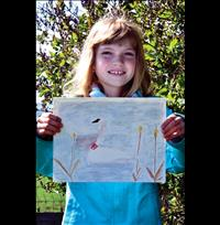 Local youngster places in state  drawing competition