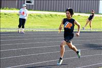Ronan on track for another district championship