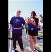 Polson Pirates crush it at Special Olympics