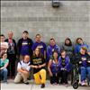 The Polson Pirate Special Olympics team is honored at the school's spring sports rally Monday, May 16.