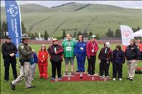 Ronan athletes compete at Special Olympics