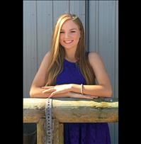 Local student competes for Outstanding Teen