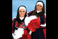 Polson girls to cheer in London