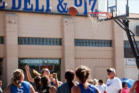 2016 Polson 3-on-3 Basketball Tournament
