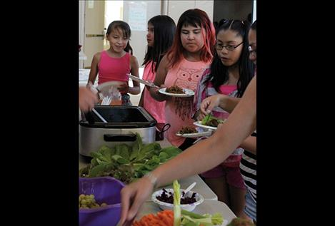 """""""Healing the Jocko Valley"""" food sovereignty project"""