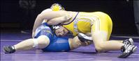 Young Polson wrestlers weather adversity