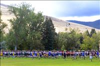 Runners pack Mountain West Classic crowded course