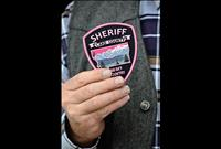 Patches raise awareness, funds