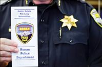 Ronan awarded police department bond, but needs matching funds