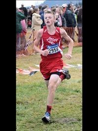 Runners excel at state meet