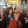 "Three members of the 1978 Lady Pirates (then ""Pirateers"") varsity basketball team joined more than 100 former Lady Griz basketball players who honored University of Montana Lady Griz Coach Robin Selvig on Friday, Oct. 14. Selvig announced in July that he plans to retire. Pictured left to right are Annette Whitaker Rochleau, retired former Lady Griz assistant coach; 1978 Lady Pirate Kim Christopher; Sandy Selvig Sullivan, Rob's sister; Lindi Ash; Coach Robin Selvig; Linda Deden Smith, 1978 Lady Pirate Peg Havlovick; and Jill Greenfield, a walk-on who became the Lady Griz point guard. Also there but not pictured is 1978 Lady Pirate Ruth Fugleberg Hinther."