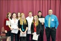 Ronan to send 8 students to state BPA event