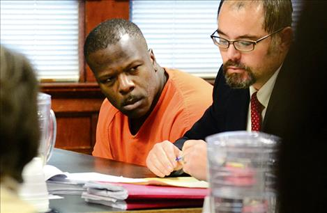 Solomon Preston Bolen appeared in Lake County District Court Nov. 16 for sentencing, but objections from his attorney about $74,057 in restitution postponed the proceeding.