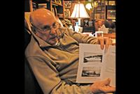 Hurricane haunts Polson author
