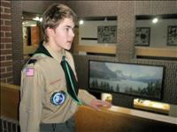 History unveiled in scout project