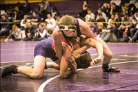 Pirate grapplers split against Whitefish, Browning