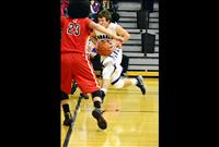 County rivals compete on court
