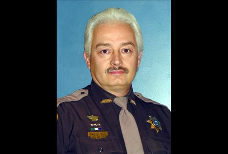 Lake County Sheriff Jay Doyle