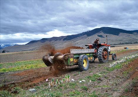 The public will have an opportunity to help fund local farms, with as low as a $25 donation, at the Farm Pitch event Jan. 26 in Missoula