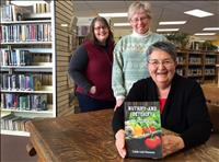 Local author researches, promotes healthy alternatives in first book