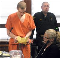 Seese gets 40 years for killing nephew